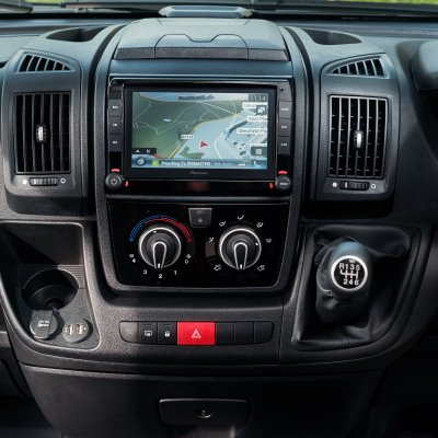 Vehicle Entertainment System