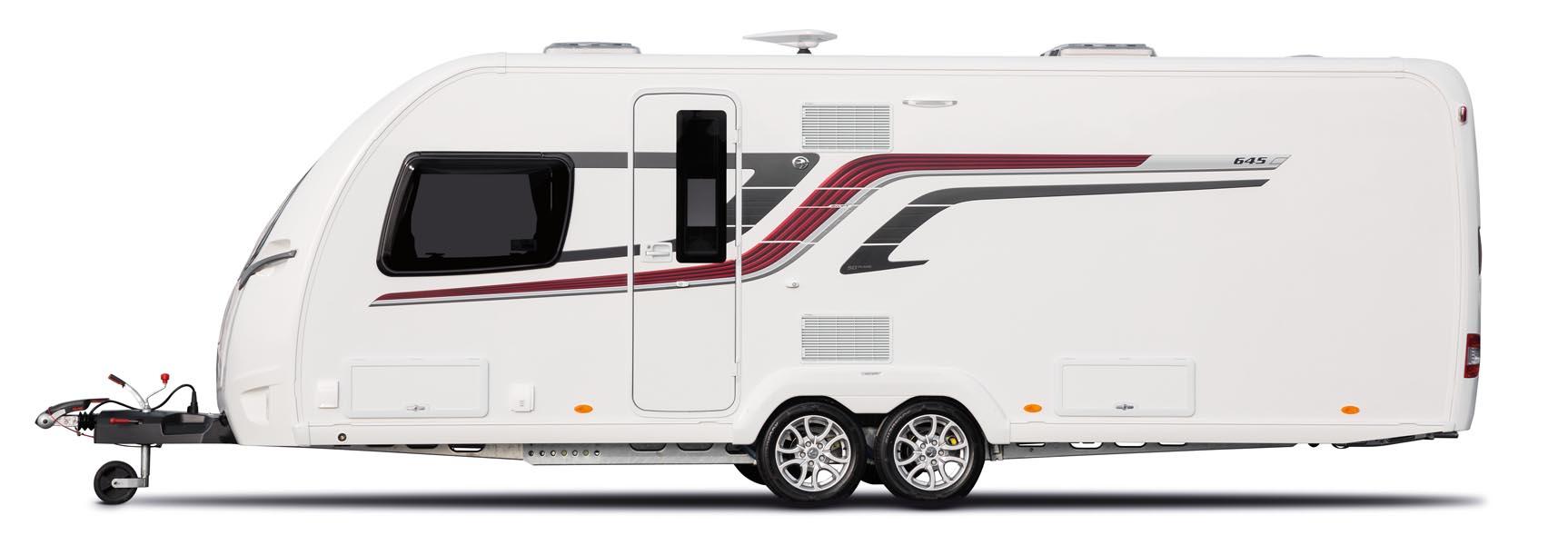 Awesome  New Make Swift Range Charisma Model 565 Type Caravan Year 2011 Weight
