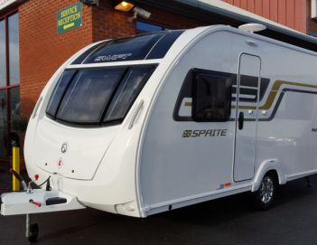 SOLD Sprite Alpine 4 (2016)