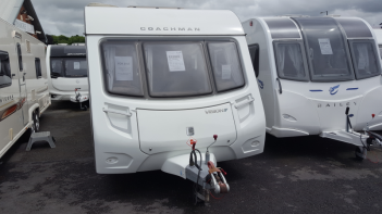 SOLD Coachman Vision 655/6 (2011)