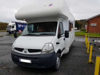 SOLD Pilote Mooveo C647 (08 plate)