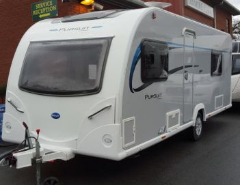 SOLDBailey Pursuit 550/4  (2014)