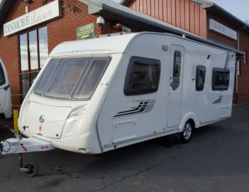 SOLD Swift Challenger 540 (2008)