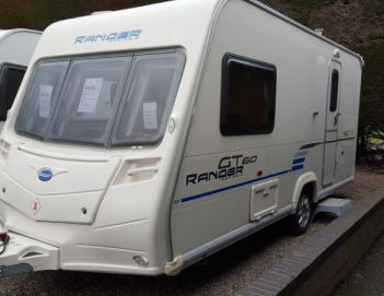 SOLD Bailey Ranger GT60 460-2 (2010)
