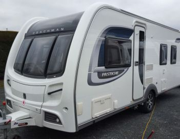 SOLD Coachman Pastiche 545 (2013)