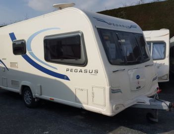 SOLD Bailey Pegasus Genoa (2011)