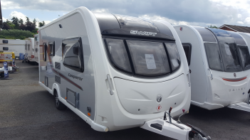 SOLD Swift Conqueror 480 (2012)