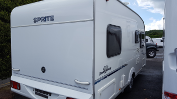 SOLD Sprite Alpine 4 (2008)