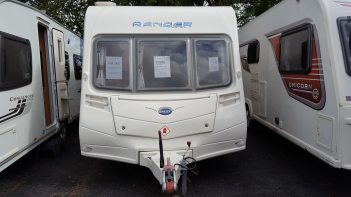 SOLD Bailey Ranger GT60 380/2 (2009)