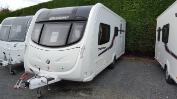 SOLD Swift Challenger 530 (2011)