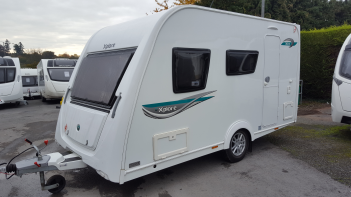SOLD Elddis Xplore 304 (2015)