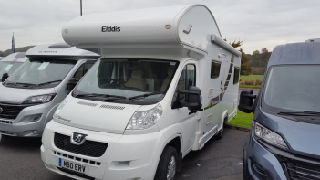 SOLD Elddis Autoquest 180 (14 reg)