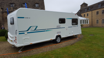 Bailey Pursuit 530-4 (2017)