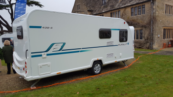 Bailey Pursuit 430-4 (2017)