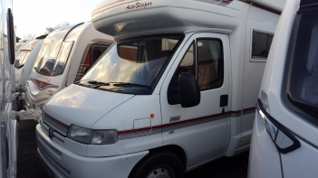 SOLD Autosleeper Palermo (51 plate)
