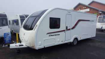 SOLD Swift Charisma 580 (2016)
