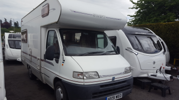 SOLD Swift Lifestyle 590 RL (51 plate)