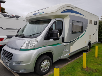 Chausson Garage Suite (11 Reg)