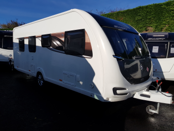 Swift Conqueror 560 (2018)