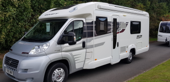 Swift Bolero 722 FB (2015)