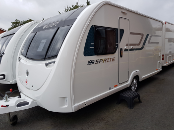 Swift Sprite Alpine 4 (2019)