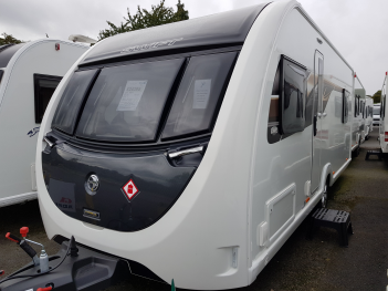 Swift Eccles 560 Lux (2019)