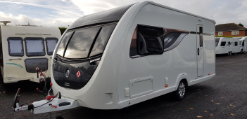 Swift Challenger 480 Alde Lux (2019)