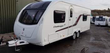 Swift Challenger SE 620 (2013)