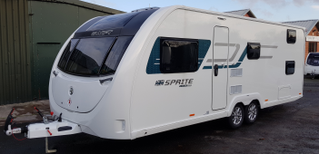 Swift Sprite Super Quattro DB (2019)