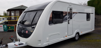 Swift Challenger 560 Alde  Lux (2019)