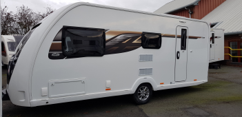 Swift Eccles 530 Lux (2019)