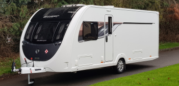 Swift Challenger 580 Alde Lux (2019)