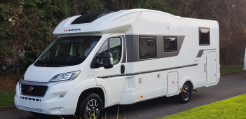Adria Coral UK Edition 670 SL (2019)