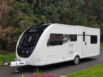 Swift Challenger 590 Alde Lux