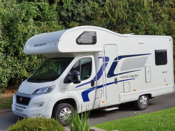 Swift Escape 644 (2016)