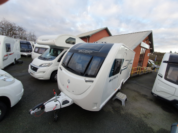 SOLD Swift Sprite Alpine 4