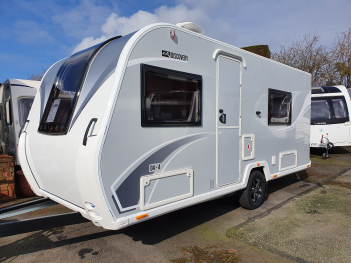 SOLD Bailey Discovery D4-4