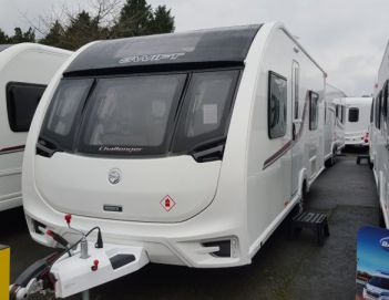 SOLD Swift Challenger 565 Alde (2016)
