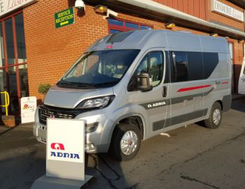 SOLD Adria Twin 540 SPT