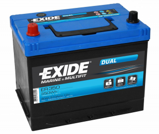 Exide Battery 80 AH