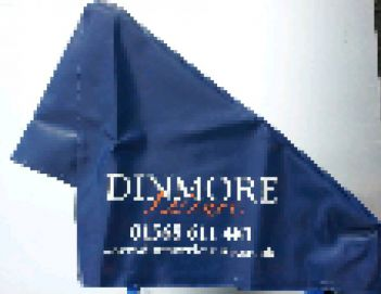 Dinmore Leisure Hitch Cover