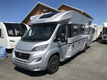 Adria Coral Supreme 670SL UK Edition