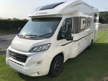 Adria Matrix Axess 600 SC (2020)