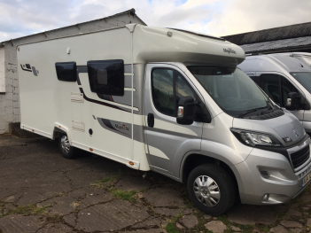 SOLDMarquis Majestic 155 (64 plate)