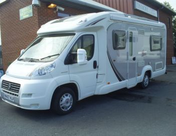 SOLD Swift Bolero 680 FB (07 Reg)