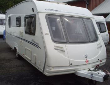 SOLD Sterling Europa 495 (2007)