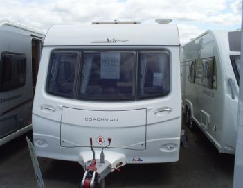 SOLD Coachman VIP 545/4 (2011)