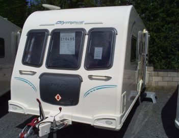 SOLD Bailey Olympus 546 (2010)