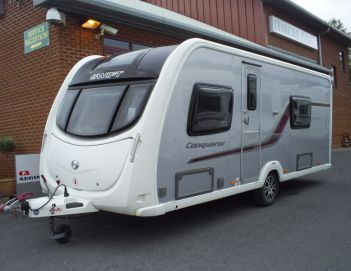 SOLD Swift Conqueror 570 (2011)