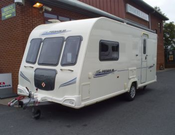 SOLD Bailey Pegasus 462 (2010)